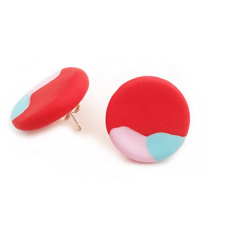 Punch & Fable Punch and Fable Large Studs Peru