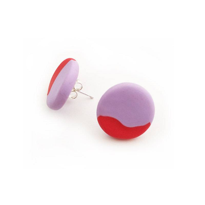 Punch & Fable Punch and Fable Small Studs Frankie