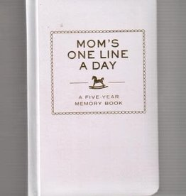 Chronicle books Mom's One Line a Day