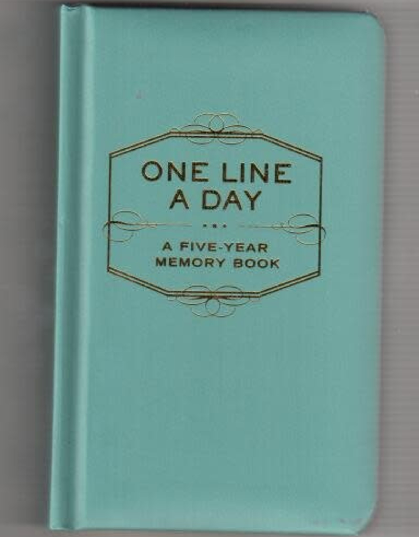 Chronicle books One Line A Day - A Five-Year Memory Book