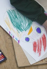 Summer art Club, Experiments with art + nature 29 July- 2 August (5-8yrs)