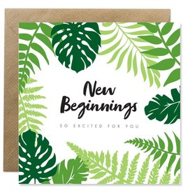 Bold Bunny Bold Bunny Card New Beginnings