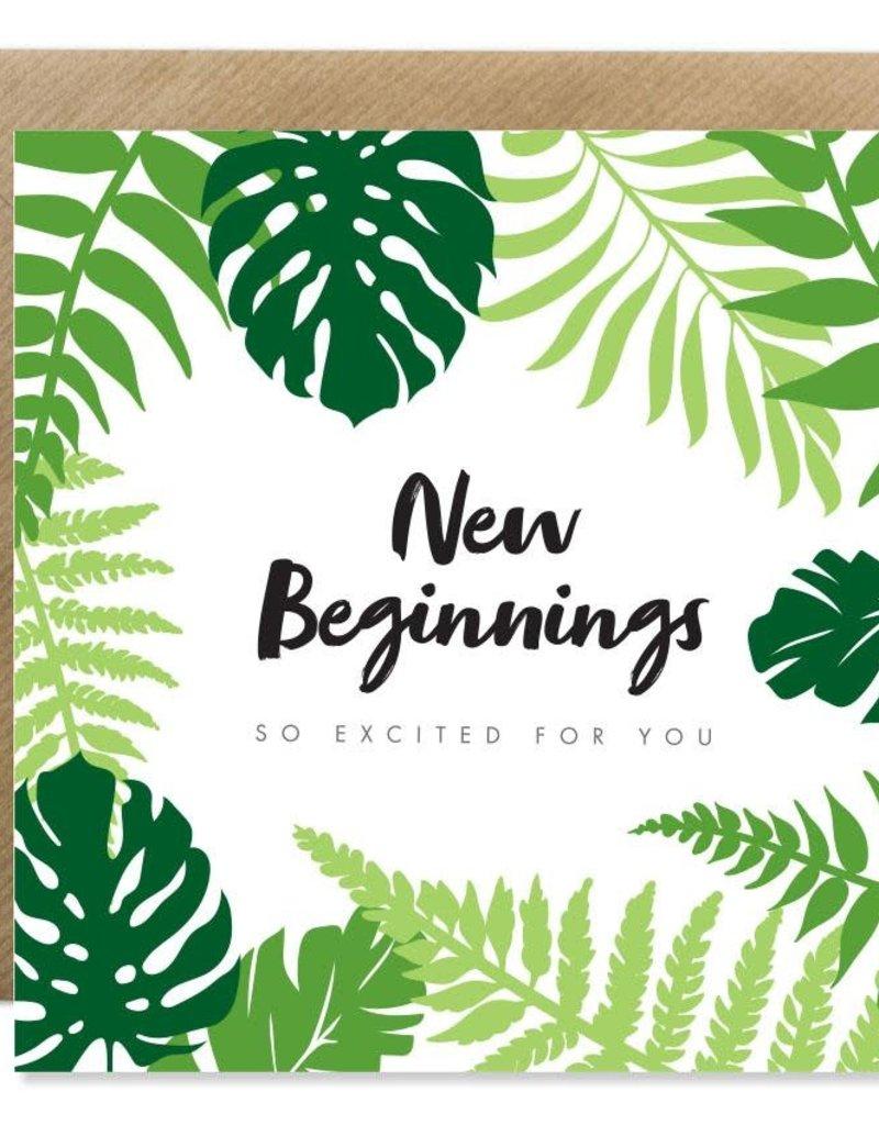 Bold Bunny Bold Bunny Card New Beginnings