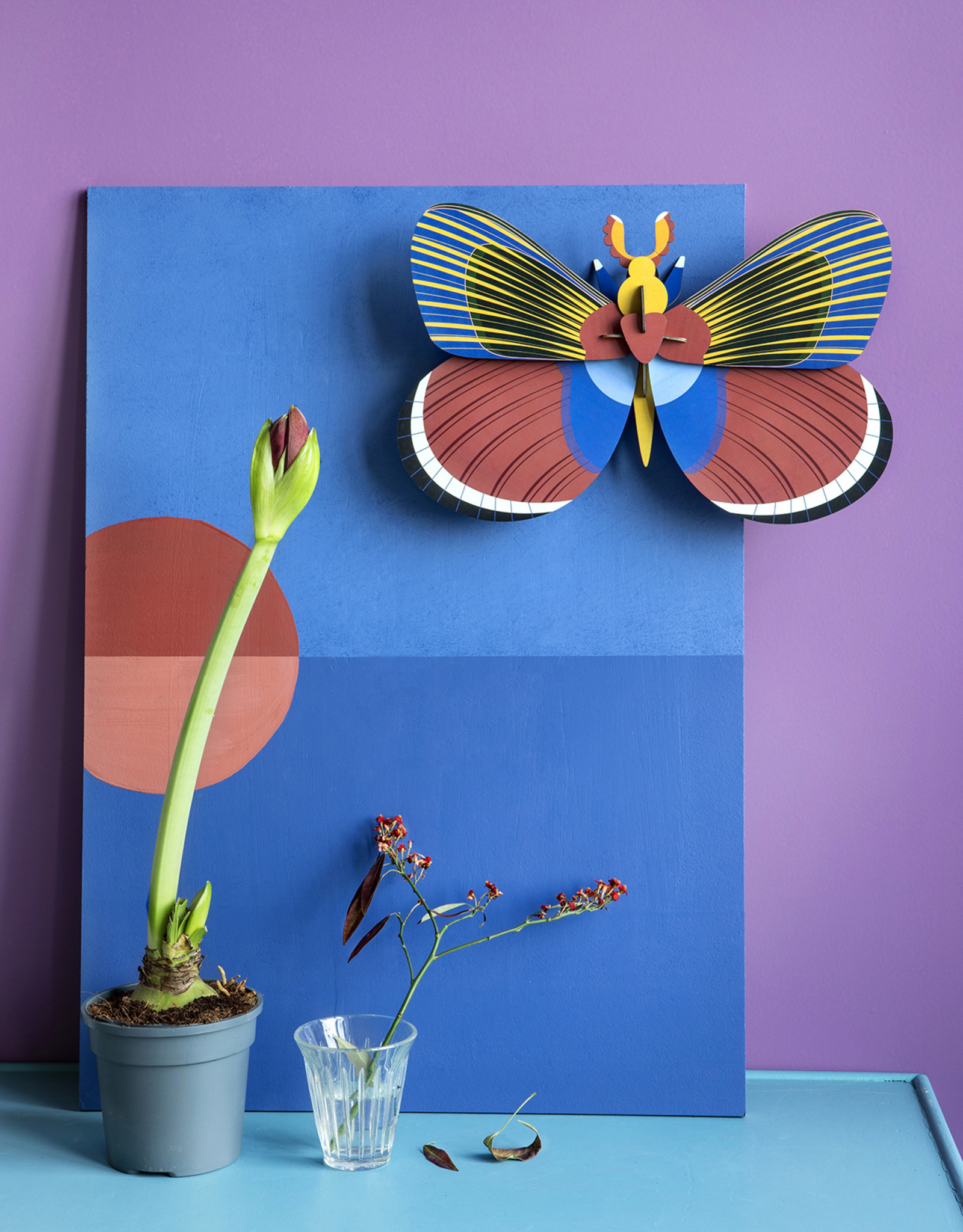 Studioroof Wall Decoration Giant Butterfly
