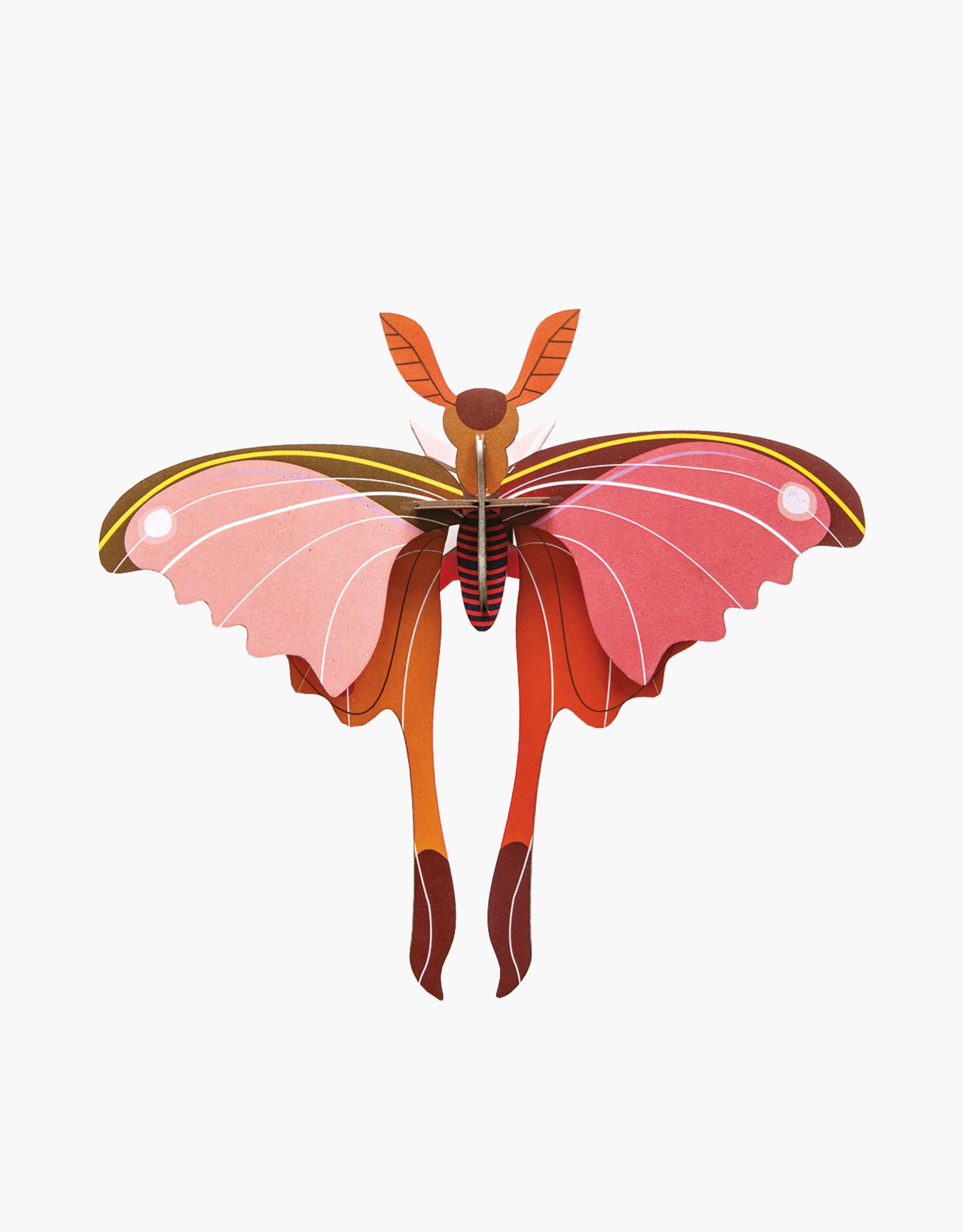 Studioroof Pink Comet Butterfly