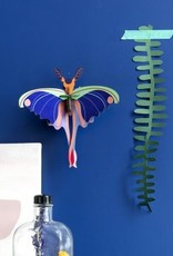 Studioroof Wall Decor Blue Comet Butterfly (small)