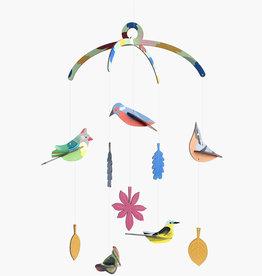 Studioroof Mobile Garden Birds