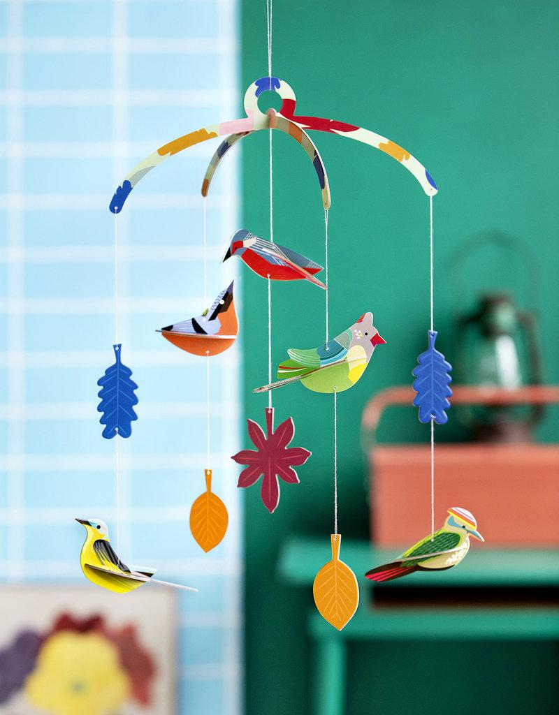 Studioroof Studio Roof Mobile Garden Birds
