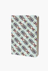Studioroof Notebook A6 Tiger Beetle