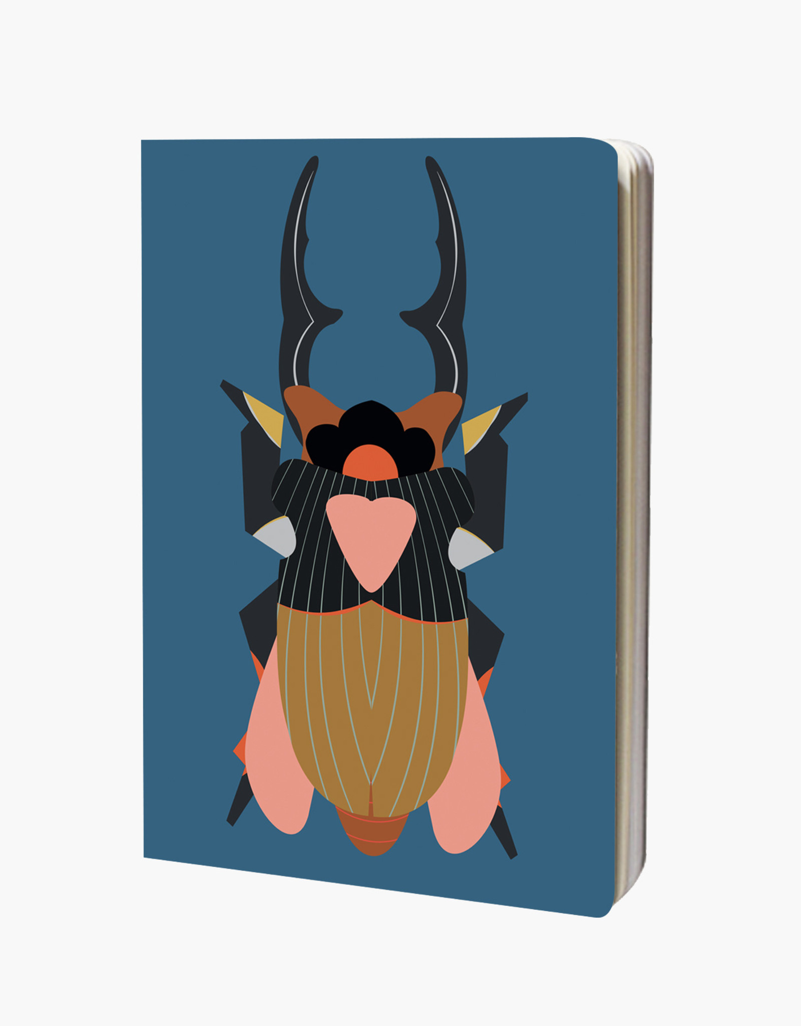 Studioroof A4 Sketch Book Giant Stag Beetle