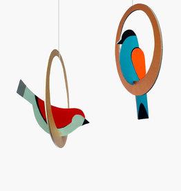 Studioroof Pop Out Love Birds