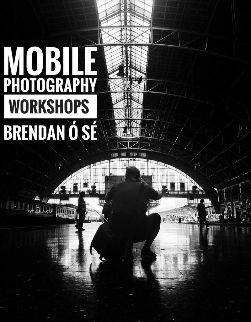 Saturday Masterclass Brendan O Sé