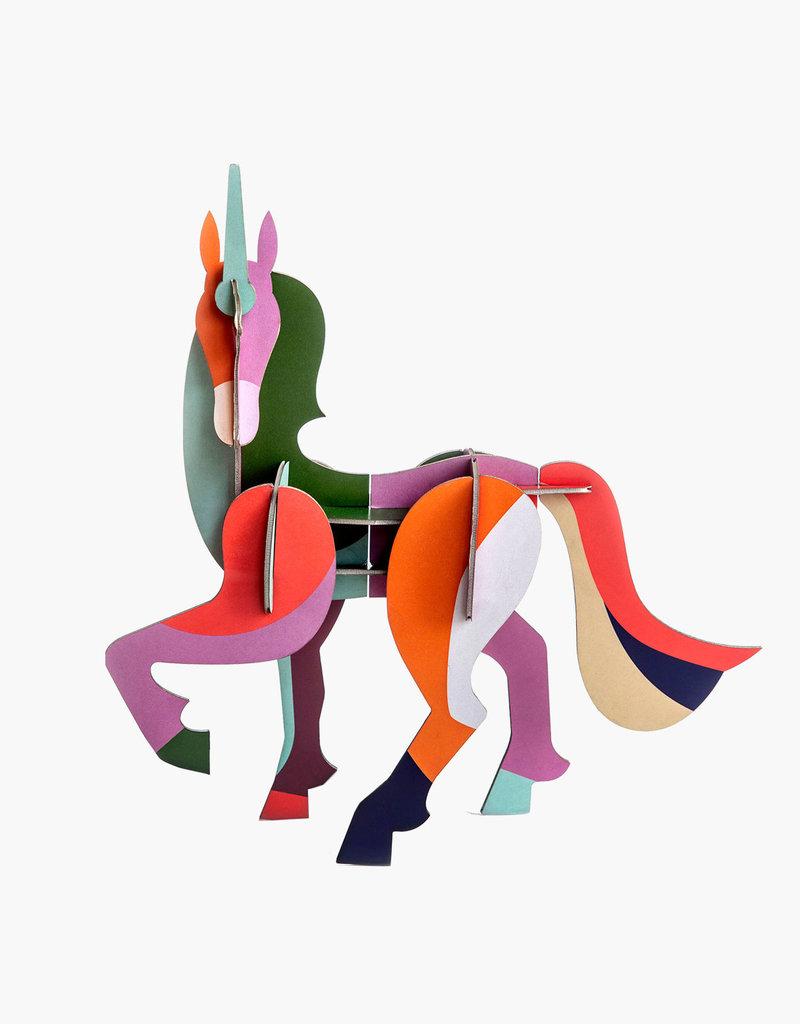 Studioroof Studio Roof Giant Unicorn Totem