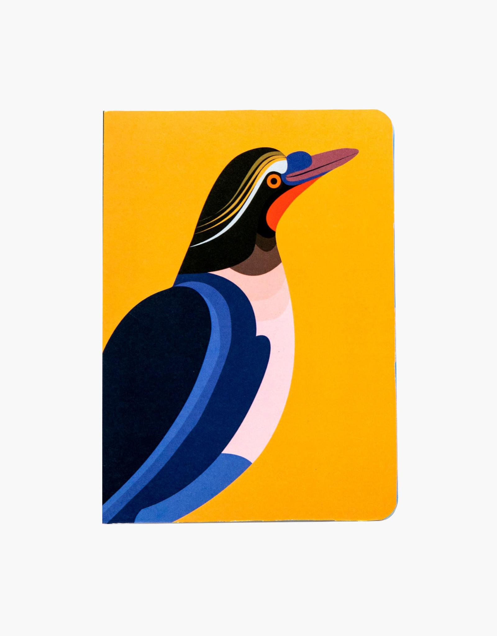 Studioroof Flores Notebook A5 Paradise Bird