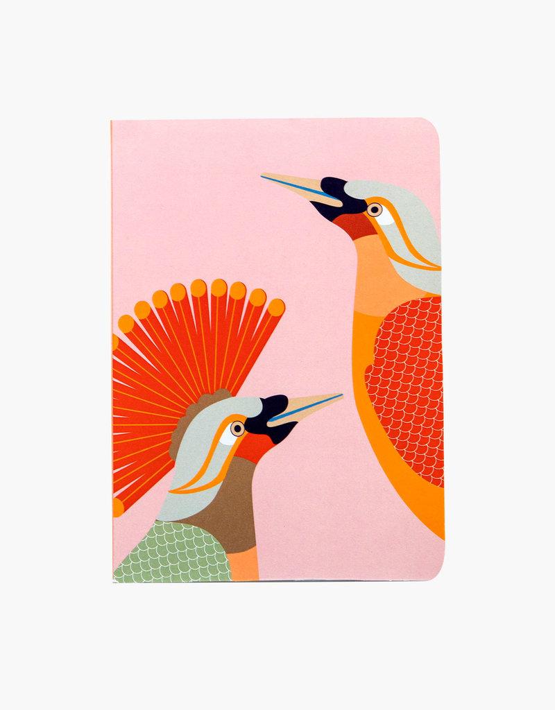 Studioroof Obi A5 Notebook Paradise bird