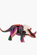 Studioroof Studio Roof Totem Dinosaur Triceratops