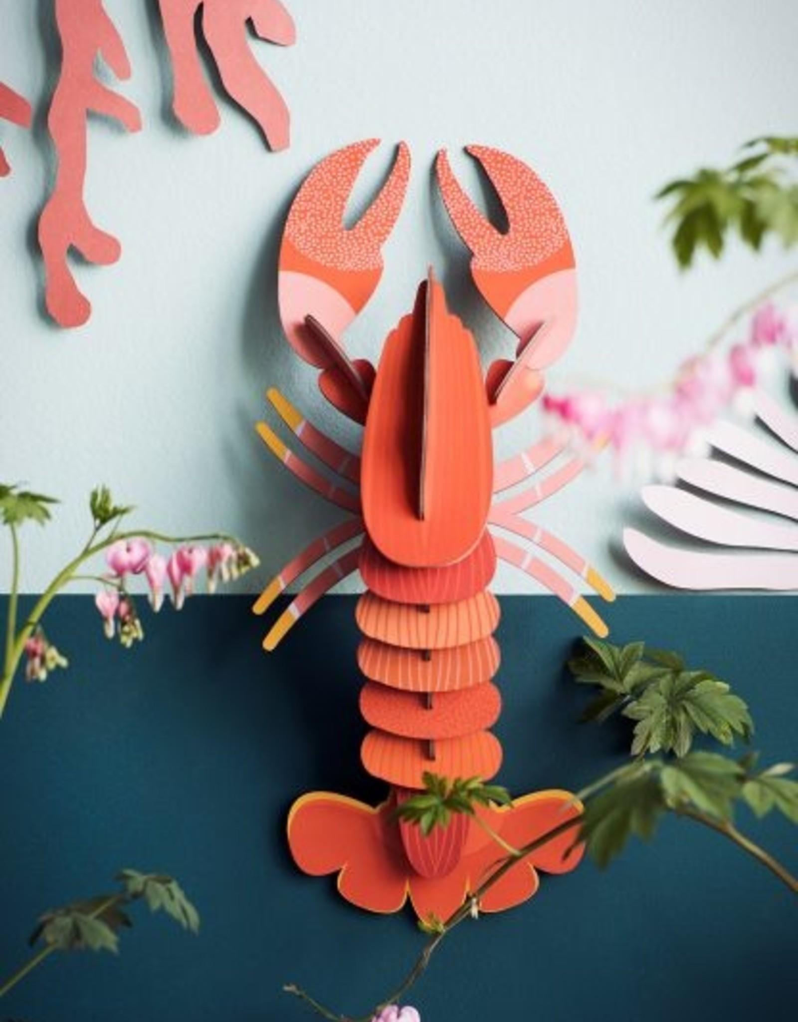 Studioroof Wall Decor Lobster