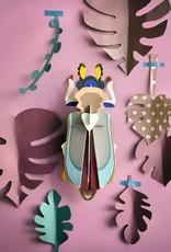 Studioroof Wall Decor Tiger Beetle