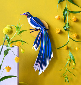 Studioroof Studio Roof Paradise Bird Flores Wall Decoration