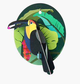 Studioroof Studio Roof Toucan Wall Decoration large