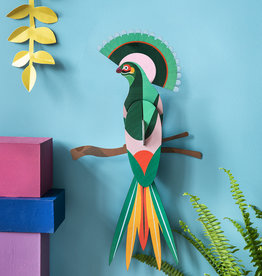 Studioroof Studio Roof Paradise Bird Gili Wall Decoration