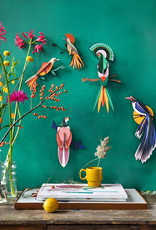 Studioroof Studio Roof Paradise Bird Obi Wall Decoration