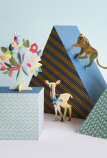 Studioroof Pop Out Card Fawn