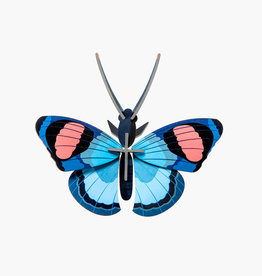 Studioroof Studio Roof Wall Decor Peacock Butterfly small