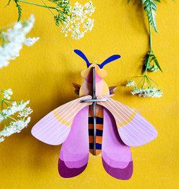 Studioroof Wall Decor Pink Bee (small)