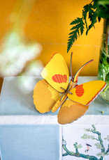 Studioroof Studio Roof Wall Decor Yellow Butterfly small