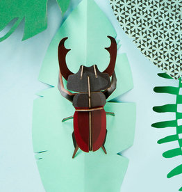 Studioroof Studio Roof Wall Decor Stag Beetle small