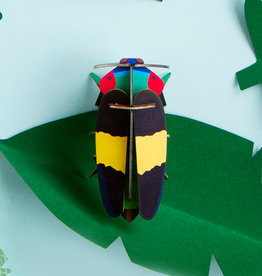 Studioroof Studio Roof Wall Decor Jewel Beetle small