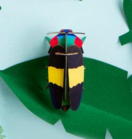 Studioroof Wall Decor Jewel Beetle (small)