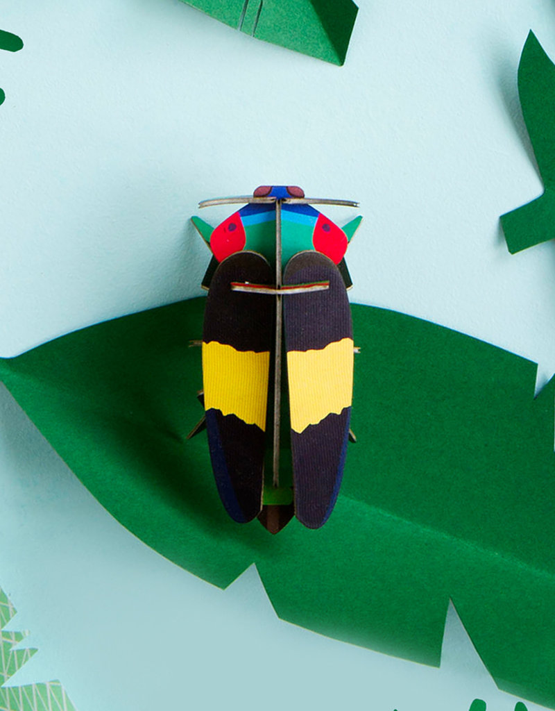 Studioroof Studio Roof Wall Decor Jewel Beetle small