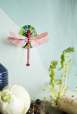 Studioroof Wall Decor Pink Dragonfly (small)
