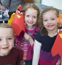 Children's Art Camp - My Storybook Adventure