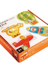 Petit Collage PTC077 Construction Beginner Puzzle