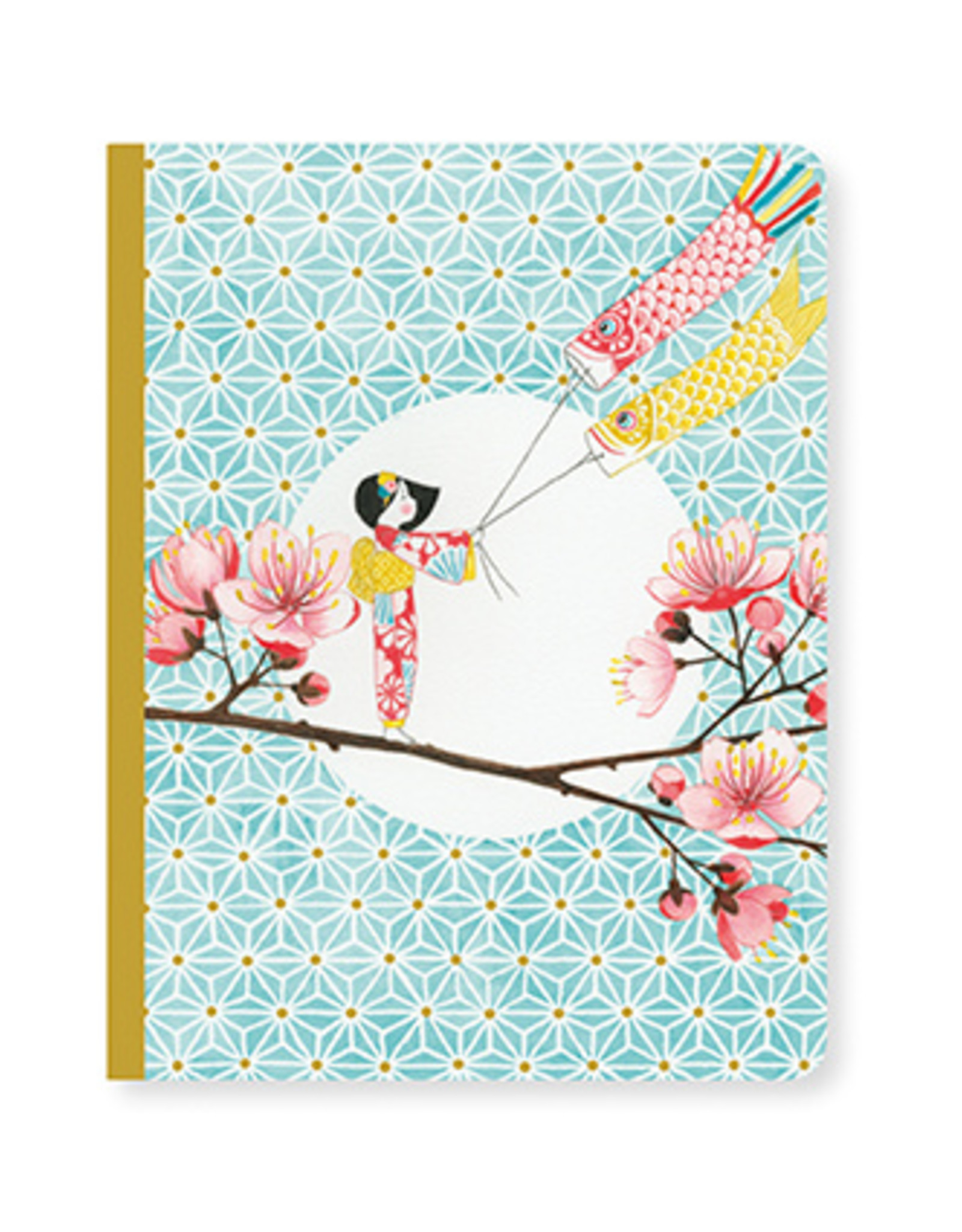 Djeco Misa Large Single Notebook A5