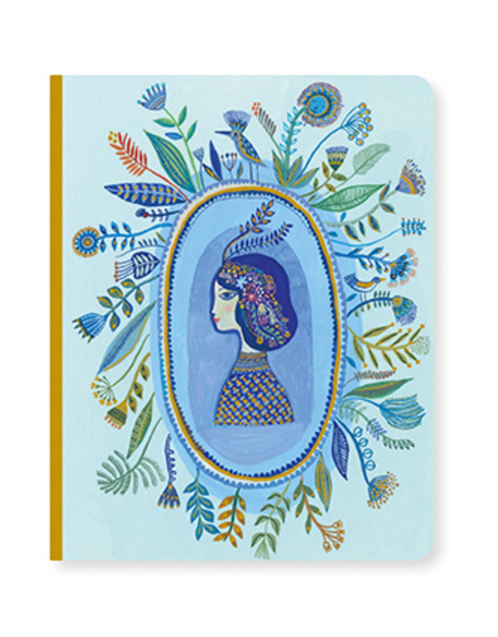 Djeco Aurelia Large Single Notebook A5