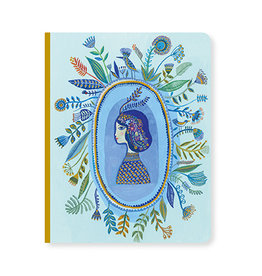 Djeco Aurelia Large Single Notebook A5