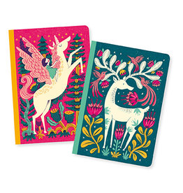 Djeco Melissa Small Notebook (set of two)