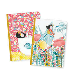 Djeco Misa Small Notebook (set of two)
