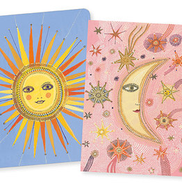 Djeco Aurelia Small Notebook (set of two)