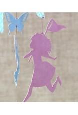 Djeco Mini Mobile - Butterflies catching