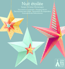 Djeco Hanging Decor - Night Stars Nuit Etoilee