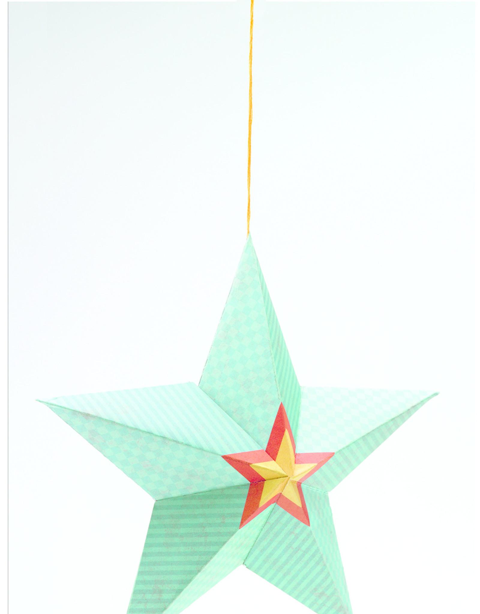 Djeco Hanging Decor - Night Stars Nuit Etoilee