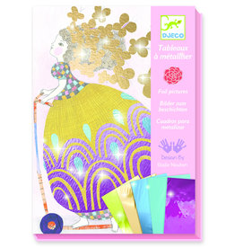 Djeco Foil Pictures - So Pretty!