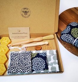Ireland Beeswax Wraps DIY Beeswax Wrap Kit Instructions