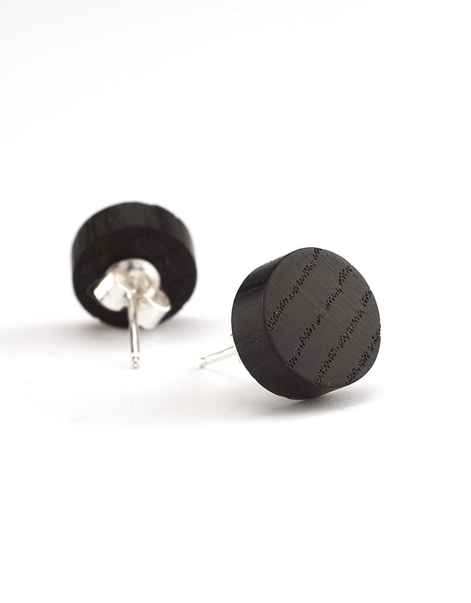 Leko & Leko Jewellery Leko & Leko - Hring Stud Earrings