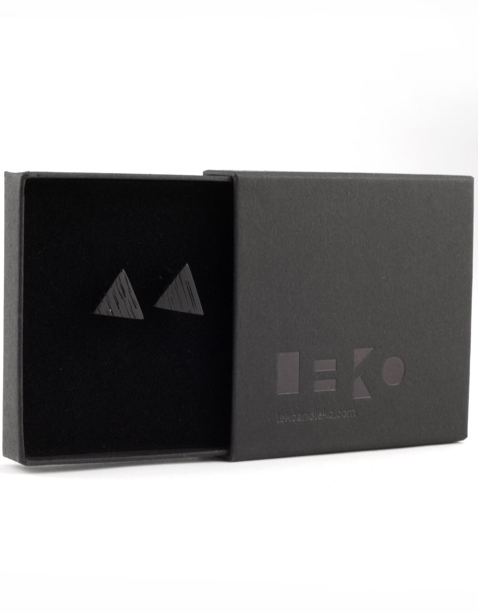 Leko & Leko Jewellery Leko & Leko - Makona Stud Earrings